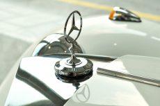 Mercedes, voiture de collection